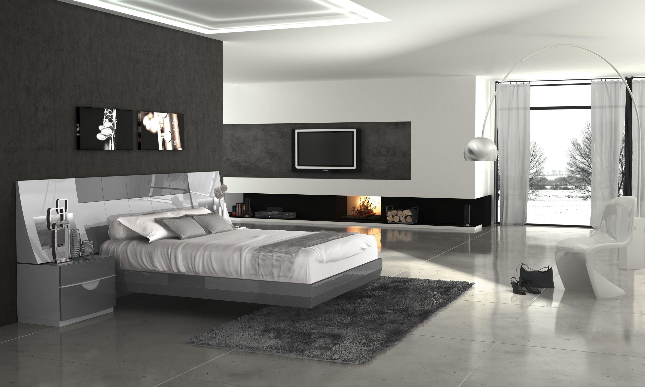 Dormitorio fenicia interiorismo dise o de dormitorios e interiores en valencia - Decoracion de diseno moderno ...
