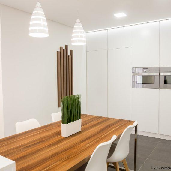Vivienda particular. Diseño de interiores y armonización de espacios
