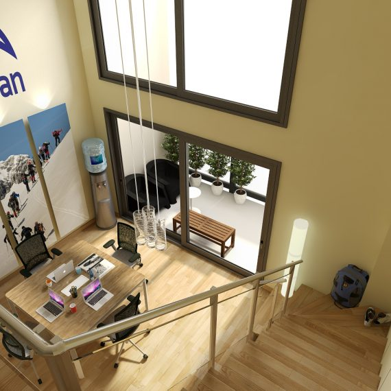 Oficinas Atman