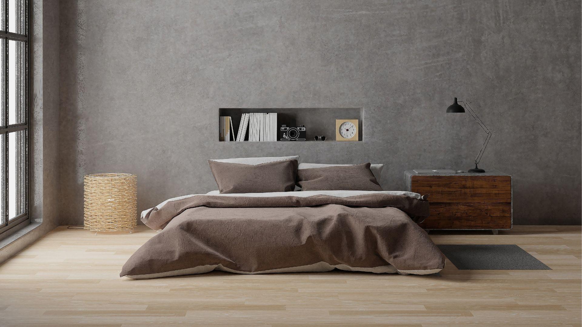 Diseño de dormitorio para descansar mejor Feng Shui